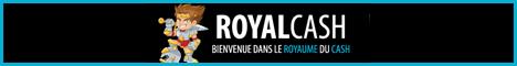 Bannière RoyalCash