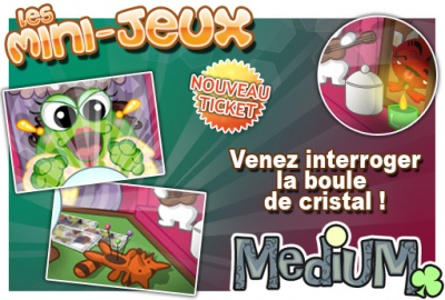 Mini-Jeux Medium